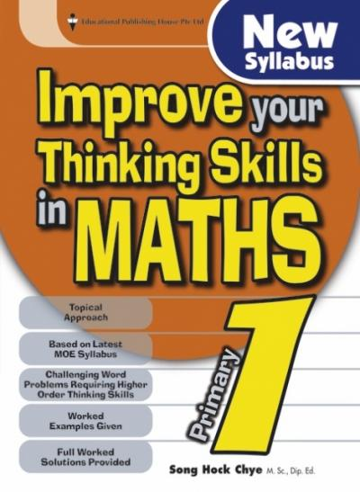 P1 Improve your Thinking Skills in Maths