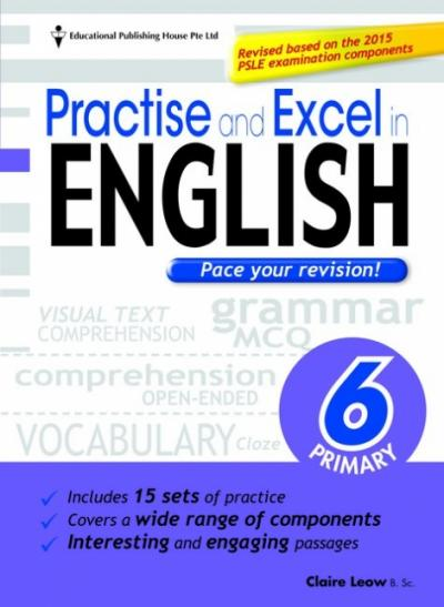 P6 Practise and Excel in English